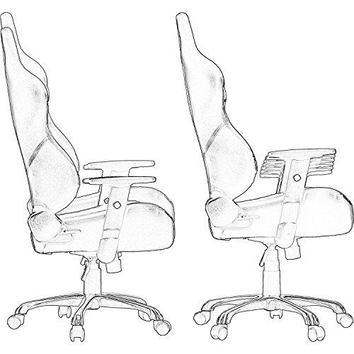 Bürostuhl skizze  RS Racer ✅ Bürostuhl Maxstore